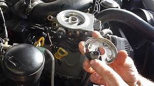 1994 Ford F250 Idi Diesel Foel Heater Leak Fix