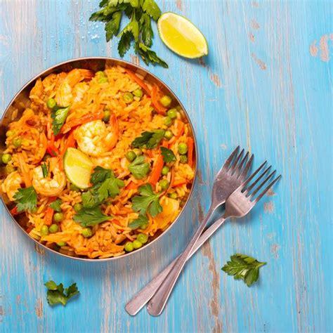cuisine traditionnelle espagnole recette paëlla espagnole