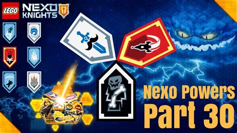 Nexo Knights Combo Powers