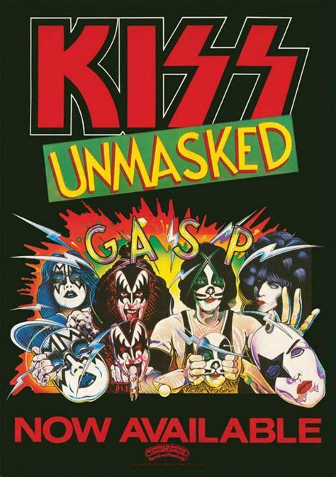 kiss unmasked album