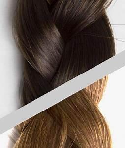 Ombré Hair Blond Foncé : extension adh sive tie dye brun fonc ch tain cheveux naturel ~ Nature-et-papiers.com Idées de Décoration