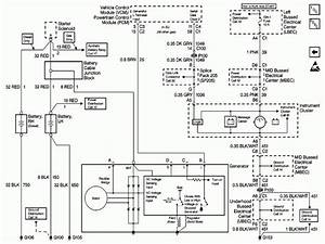 2001 Chevy Silverado Wiring Diagram Grounds