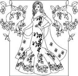 coloring pages of princesses princess coloring pages coloringpagesabc