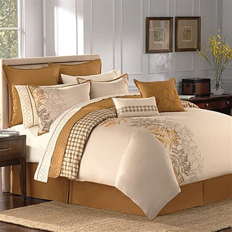 hgtv home tranquility comforter set bed bath beyond