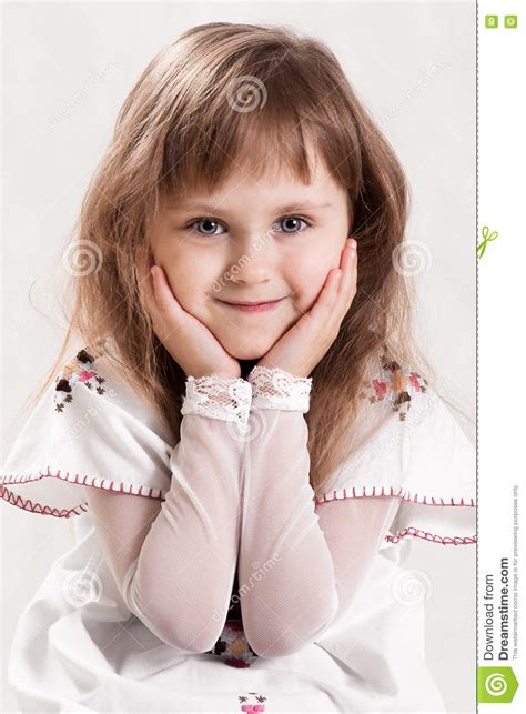 Lovely,beautiful,pretty,awesome,excellent Little Girl With