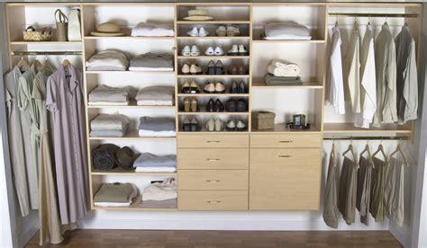 Regal Floating Open Shelves For Clothing Storage Added