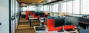 Law Firms Tentatively Embrace Open Office Space Plans