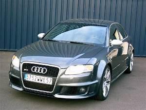 Audi A3 Grise : troc echange audi rs4 2006 grise sur france ~ Melissatoandfro.com Idées de Décoration