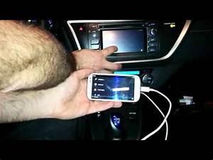 Toyota Touch And Go 2 : funzionamento full mirrorlink toyota auris touch 2 youtube ~ Gottalentnigeria.com Avis de Voitures