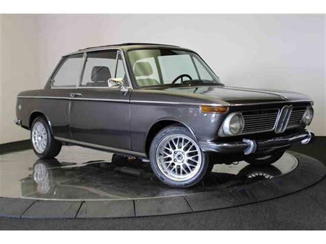 1968 Bmw 2002 For Sale  Classiccarscom Cc939944