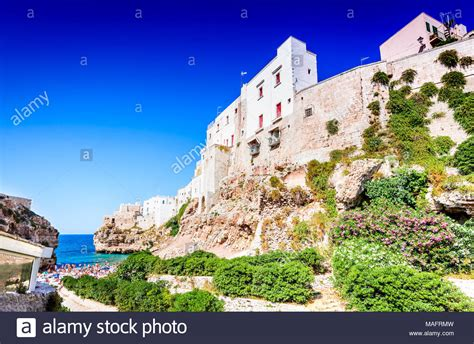 Apulia Beach Stock Photos And Apulia Beach Stock Images Alamy