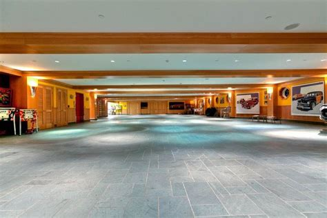 rent a garage to work on your car houston mansion house garage the tile work alone would buy