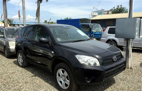 Used Cars In Moresby by Toyota Rav 4 2007 187 2 Fast Motors Png