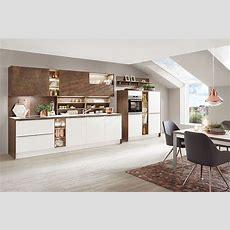Nobilia  A30 Küchenmeile