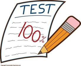 Image result for free school tests clip art