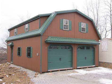 custom garage builders prefab garages  sale zook cabins