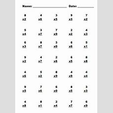 Best 25+ Multiplication Worksheets Ideas On Pinterest  Multiplication Practice, 12 Times Table
