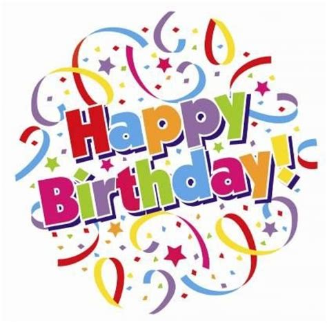 Birthday Clip Birthday Clip Happy Birthday Clipart Animated