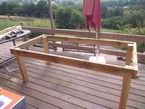 Table Pour Terrasse : domaine du martinaa elevage gourmandise jardinage et partage fabriquer son salon de jardin ~ Teatrodelosmanantiales.com Idées de Décoration
