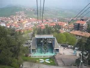 Funivia   50 1 Atw  Borgo Maggiore - San Marino Cable Car