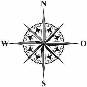 Windrose 1 Wandtattoo