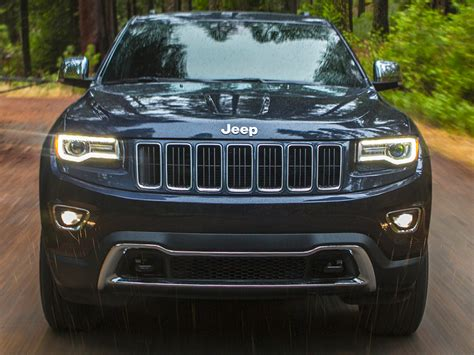 jeep new model 2016 2016 jeep grand cherokee price photos reviews features