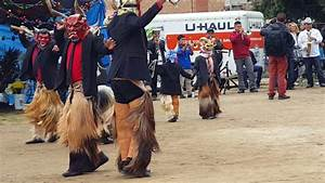 Danza De Los Diablos   Festival De Los Diablos 2017 Fresno Ca