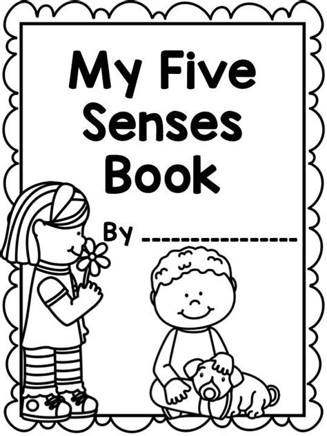 senses coloring pages coloring home