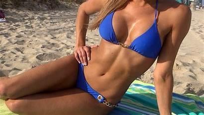 Bikini Workout Abs Stomach Yoga Simple Ab