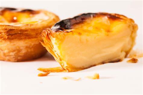 recette cuisine du monde pastéis de nata sylcom