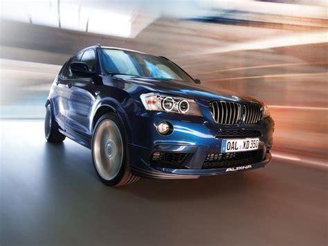 2014 Bmw Alpina Xd3 Biturbo  Car Review @ Top Speed