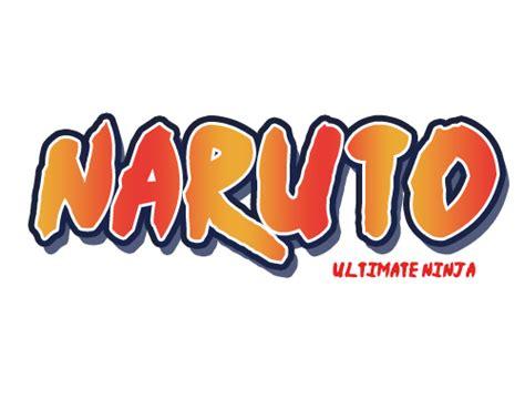 Naruto Logo Gallery