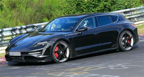 Porsche Postpones Taycan Cross Turismo Launch To Meet ...