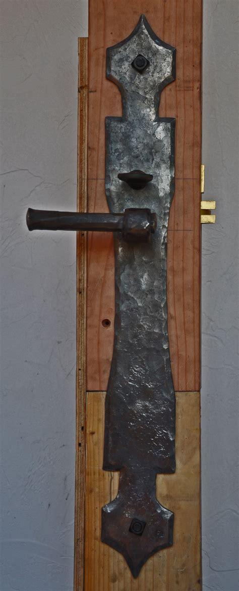 wood iron works custom blacksmithing  metal art