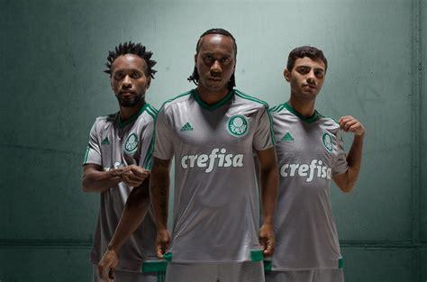 Palmeiras 2015-16 Kits Released - Footy Headlines