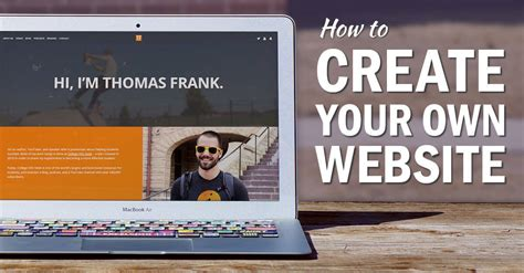 How To Build A Personal Website