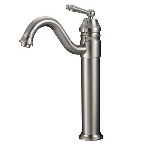restaurant kitchen faucets 14 quot kitchen bar bathroom vessel sink faucet one hole handle ebay