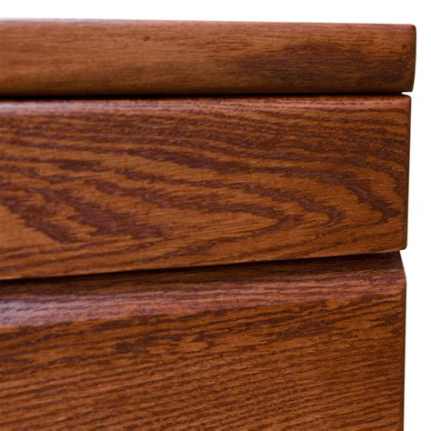 Contemporary Oak Cherry Armoire  Armoires  Barn Furniture