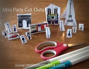 Mini Paris : france craft mini paris cut outs ~ Gottalentnigeria.com Avis de Voitures