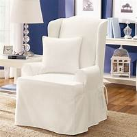 chair slip cover Slipcover for Chair   HomesFeed