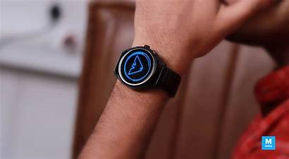 Emporio Mashable Erratic Armani Smartwatch Connected Held