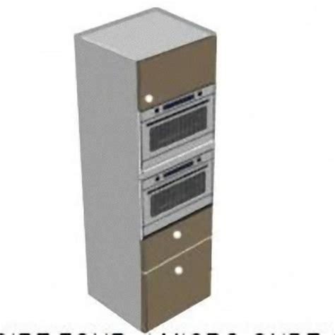 grey ikea colonne four micro ondes 1porte et 2 tiroirs meubles de