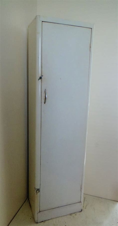 single door kitchen pantry cabinet vintage steel storage cabinet pantry locker single door