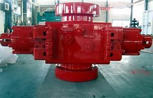 Drilling Rig Bop Api 16a Hydraulic Bop Manufacturer