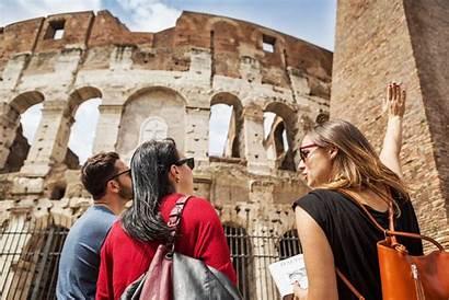 Tour Guide Female Travel
