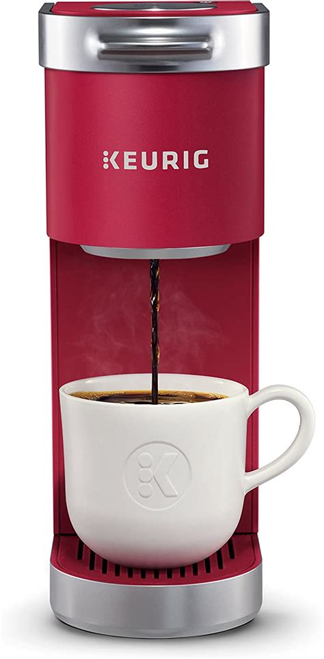 Coffee is at its best flavor when freshly brewed. Keurig K-Mini Plus Maker Single Serve K-Cup Pod Coffee Brewer, Comes with 6 to 12 Oz. Brew Size ...