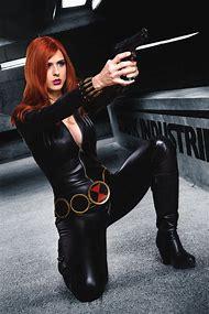 Black Widow Cosplay deviantART