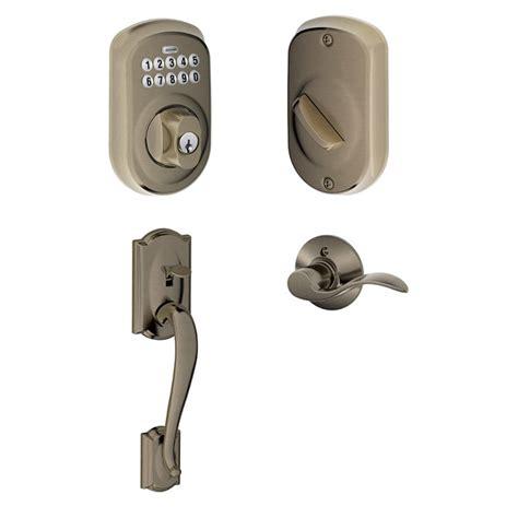 schlage door locks doorknobsonline offers schlage shl 275805 antique