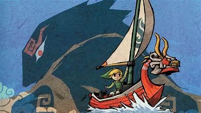 Waker Wind Zelda Legend Background Wallpapers