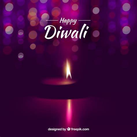 elegant background  blurred diwali vector